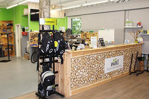 Werkstatt Rad & Sportservice Wall
